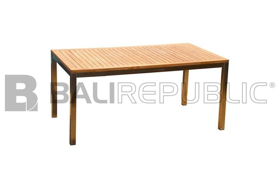 1 x Luxurious RENON 4-6 Seat Outdoor Dining Table by Bali Republic