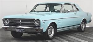 1966 Ford Falcon Futura Automatic Coupe
