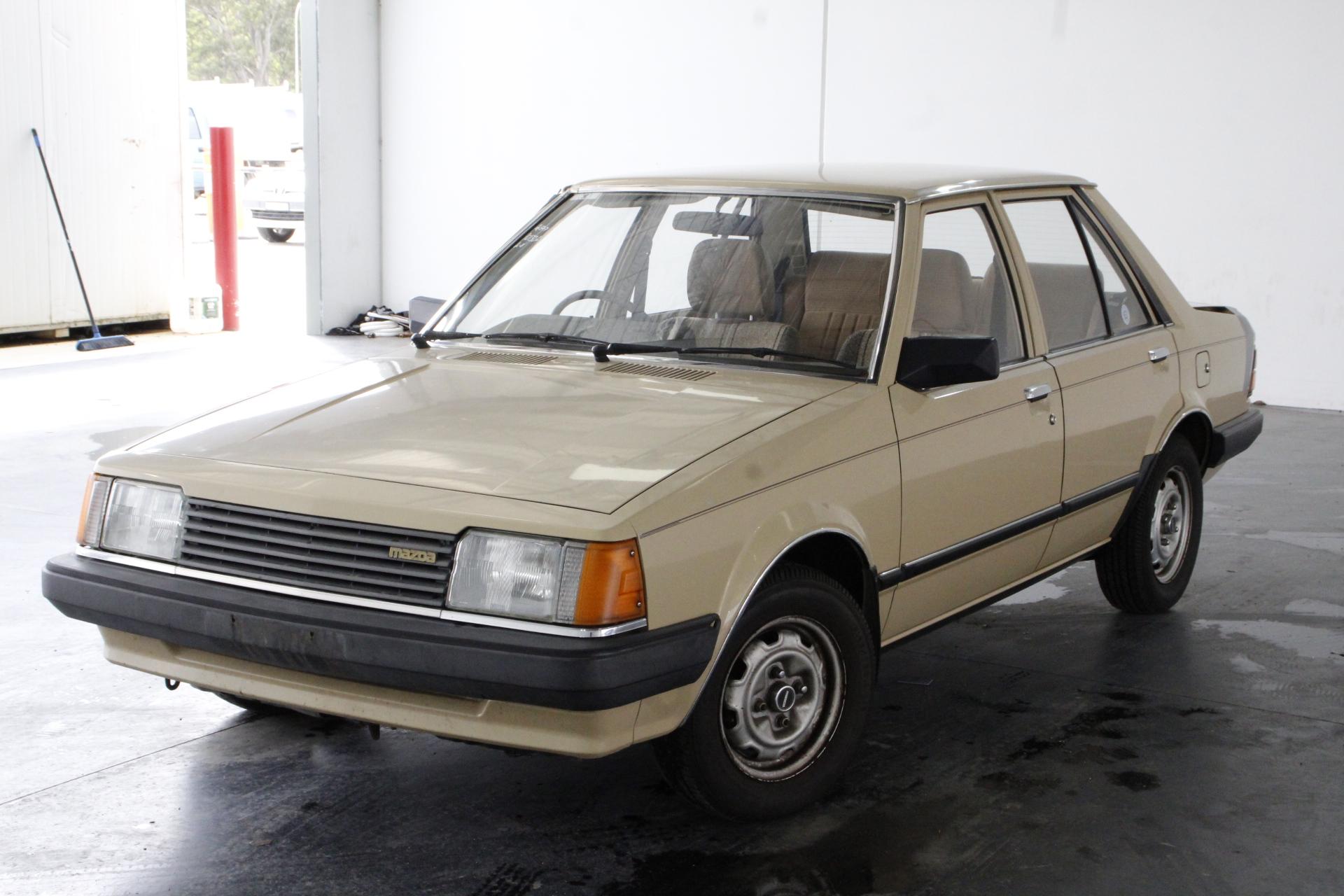 1982 Mazda 323 Automatic Sedan
