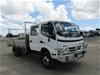 2008 Hino 300 4 x 2 Tray Body Truck