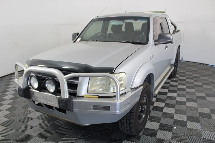 2007 Ford Ranger 3.0 4WD Turbo Diesel Auto (Service History)