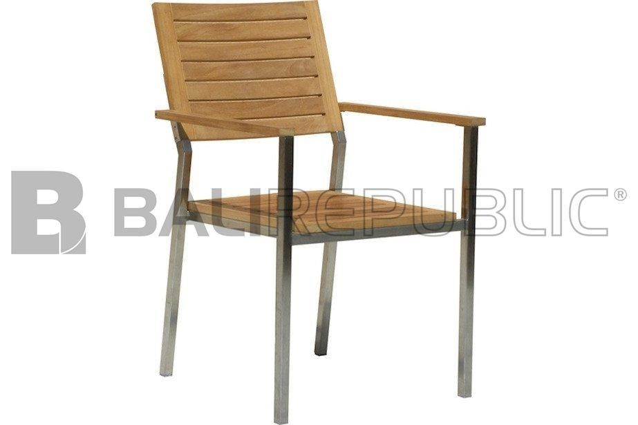 4 x Luxurious RENON Stackable Outdoor Chair by Bali Republic