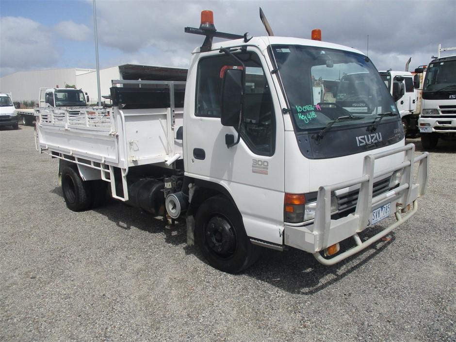 2004 Isuzu NPR300 Tipper Truck