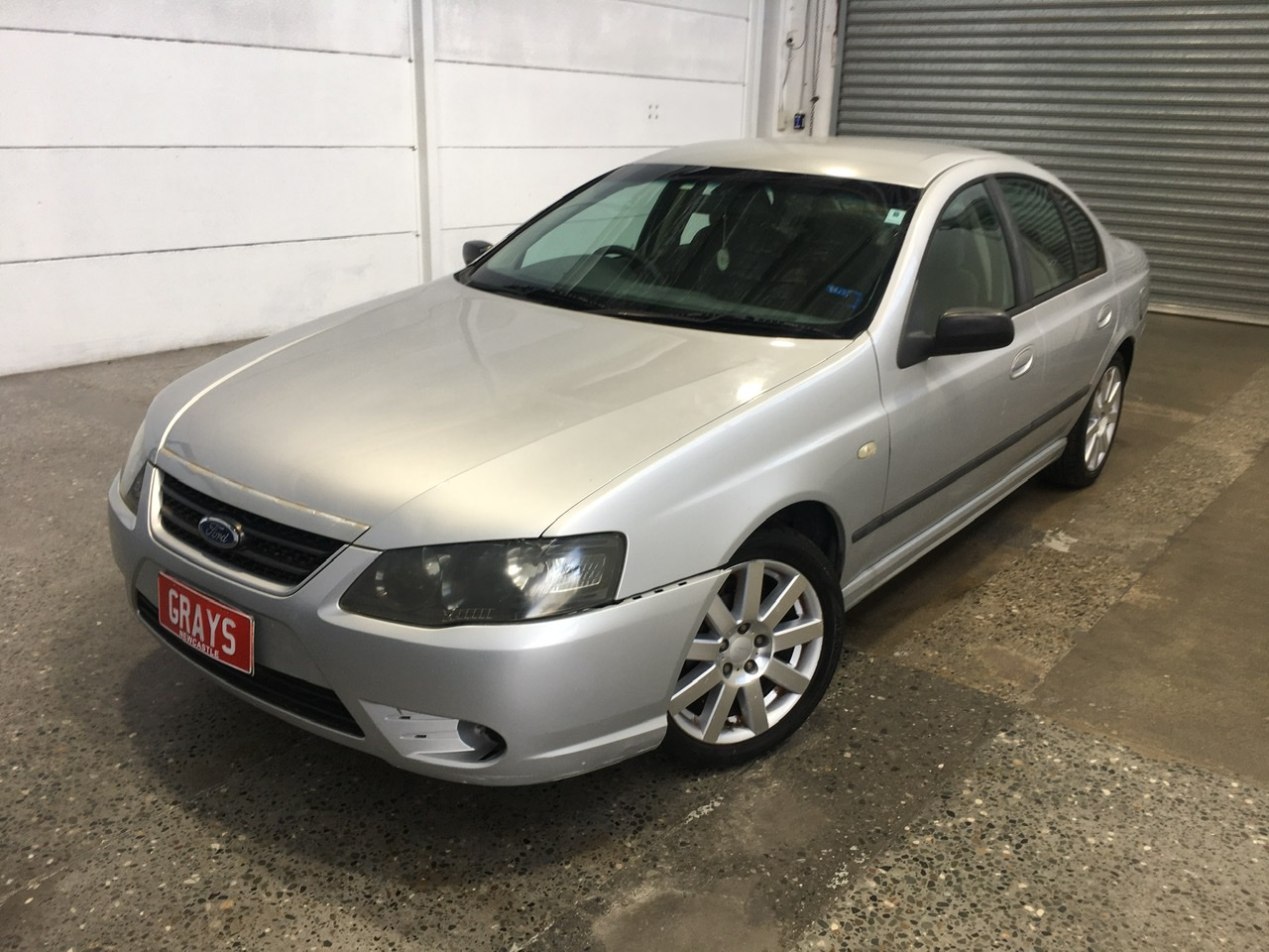 2006 Ford Falcon XT BF II Automatic Sedan