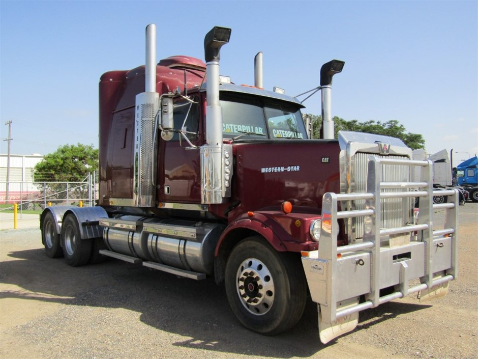 2005 Western Star 4900FX 6 x 4 Prime Mover Truck