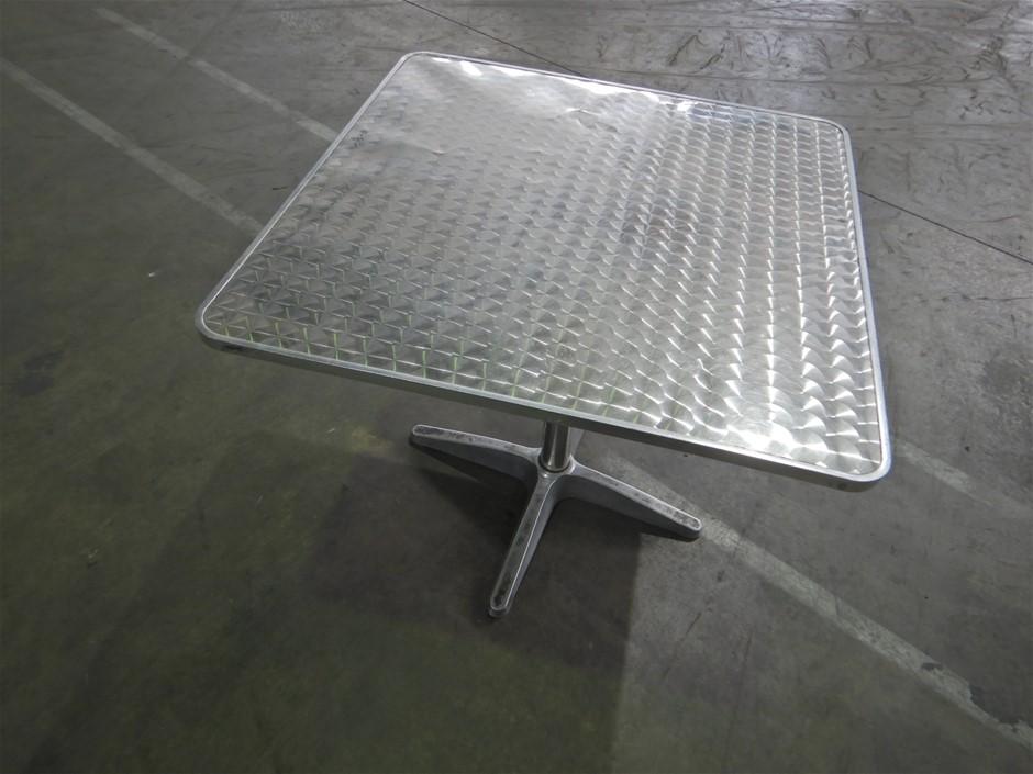 Qty 6 x Café Square Tables (Pooraka, SA)