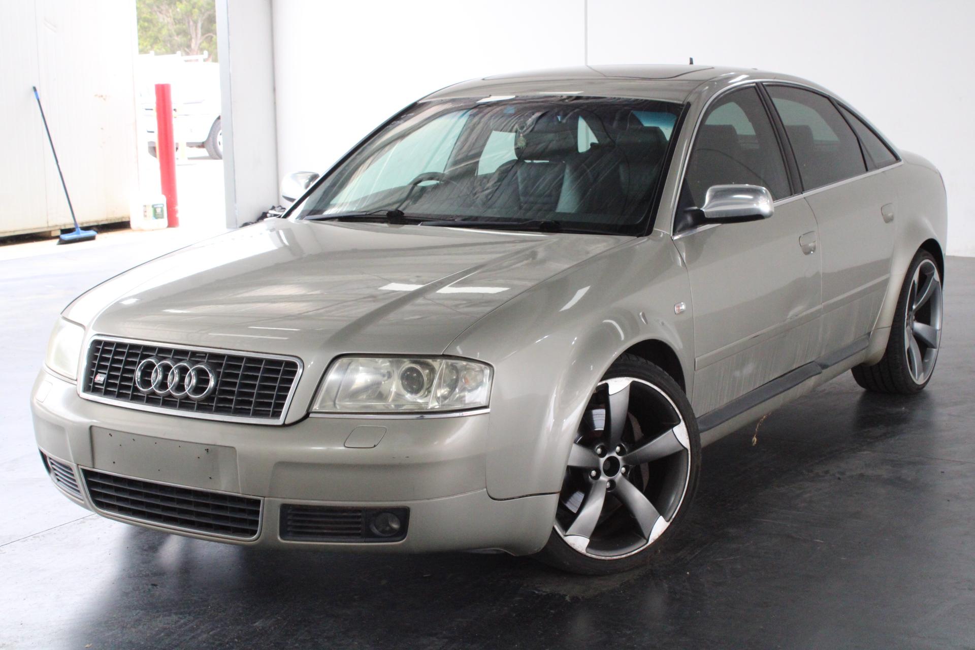 2010 Audi S6 Automatic Sedan