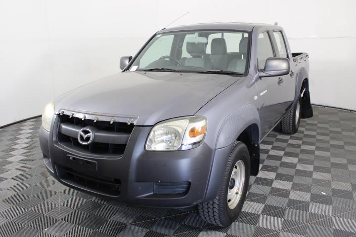 2007 Mazda BT-50 DX B3000 4WD 3.0T/D