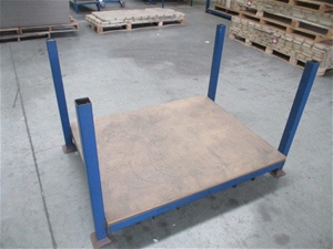Steel Fabricated Stackable Stillages