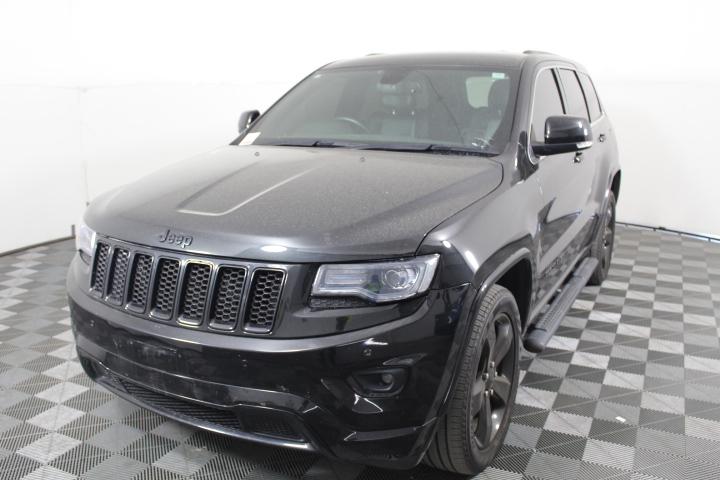 2014 Jeep Grand Cherokee Blackhawk LE (4x4) WK T/Diesel Auto