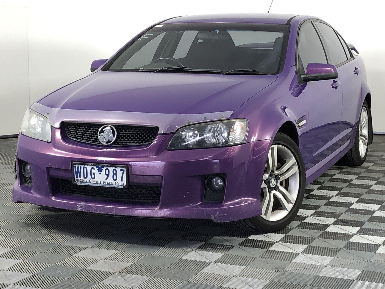 2007 Holden Commodore SV6 VE Automatic Sedan