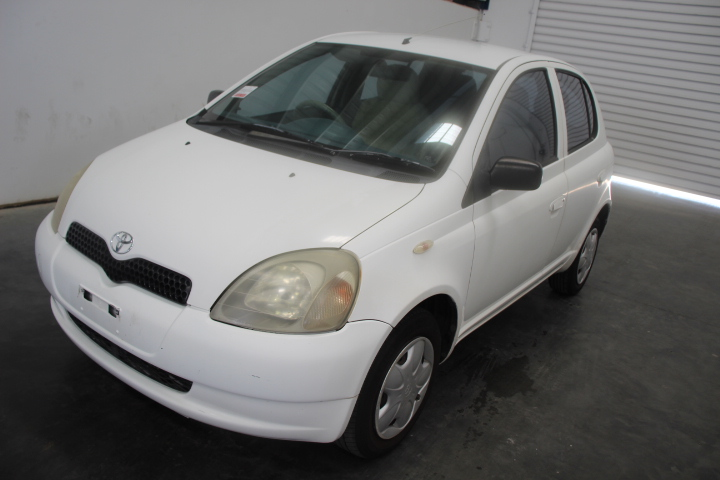 2000 Toyota Echo NCP10R Automatic Hatchback
