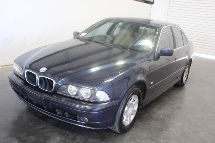 2002 BMW 525i Individual E39 Automatic Sedan