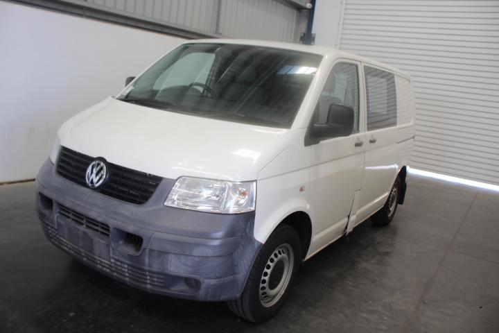 Volkswagen Transporter (SWB) T5 Turbo Diesel Manual Van