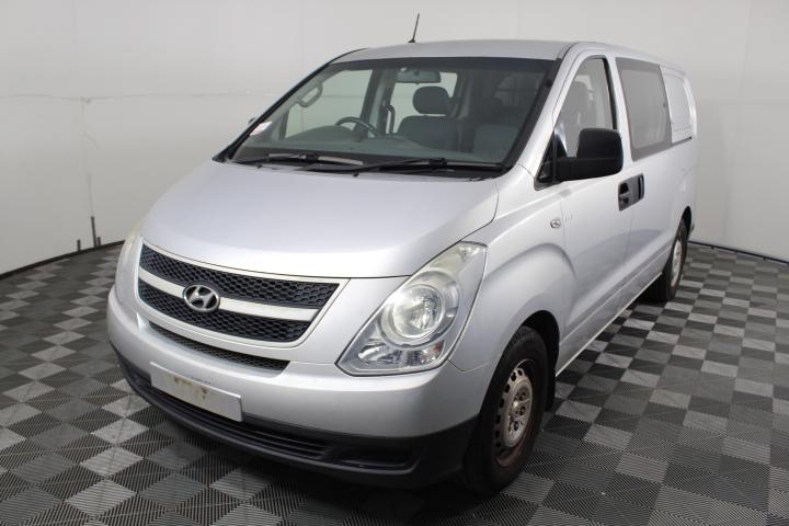 2010 Hyundai iLoad Turbo Diesel Automatic Van