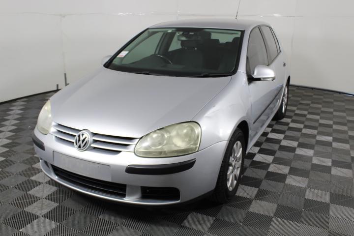 2007 Volkswagen Golf 2.0 FSI Comfortline 1k Automatic Hatchback