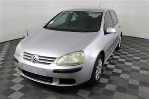 2007 Volkswagen Golf 2.0 FSI Comfortline