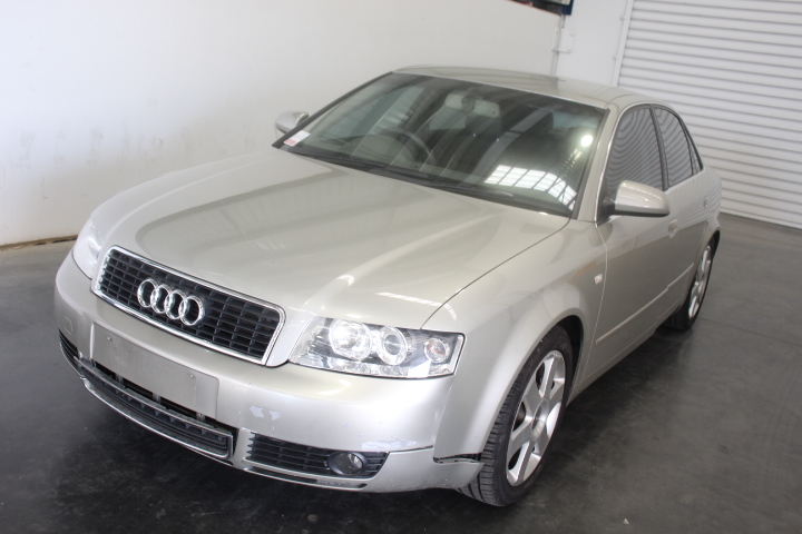 2004 Audi A4 2.4 B6 CVT Sedan