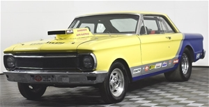 1966 Ford XM Automatic coupe