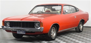 1975 Valiant Charger 770 VJ Automatic Co