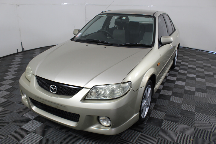 2002 Mazda 323 PROTEGE SP20 BJ Sedan 169,451km