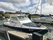 Unreserved 1984 Blaxell Surfrider - 8m Boat