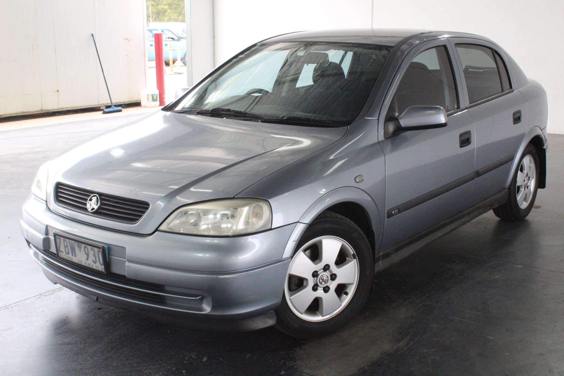 2004 Holden Astra CD TS Automatic Hatchback