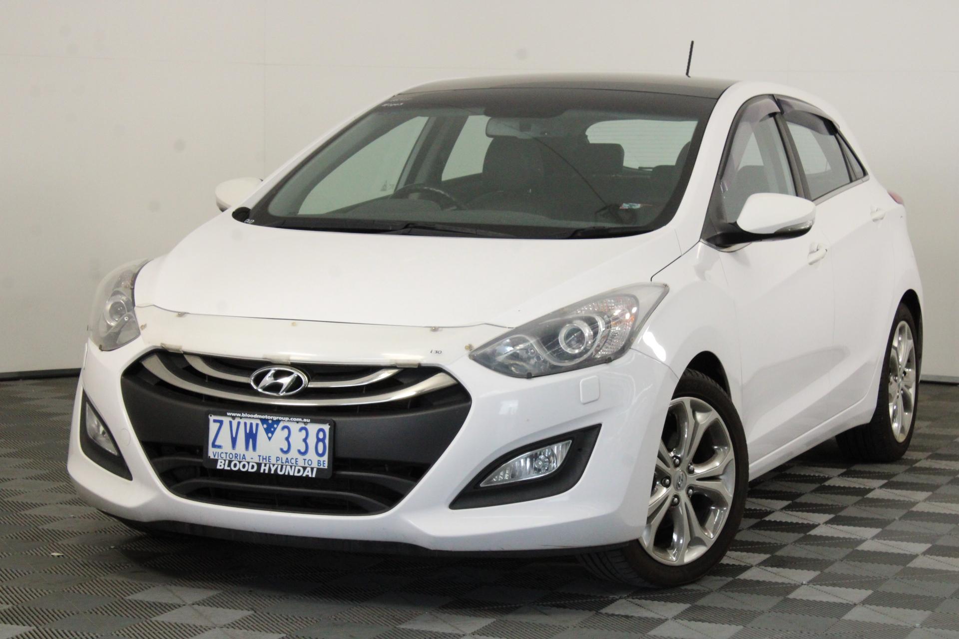 2013 Hyundai i30 Premium GD Automatic Hatchback