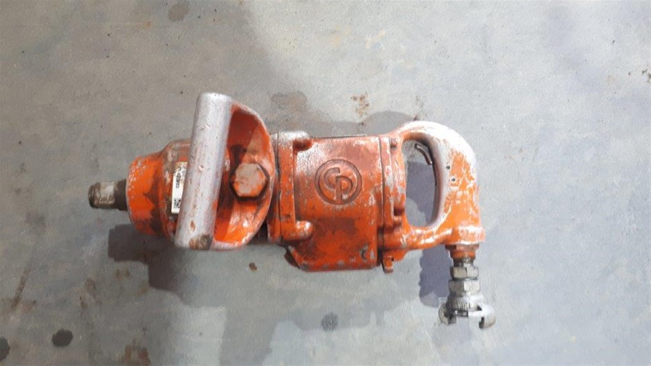 Impact Wrench - Air - 25mm - CHICAGO PNEUMATIC
