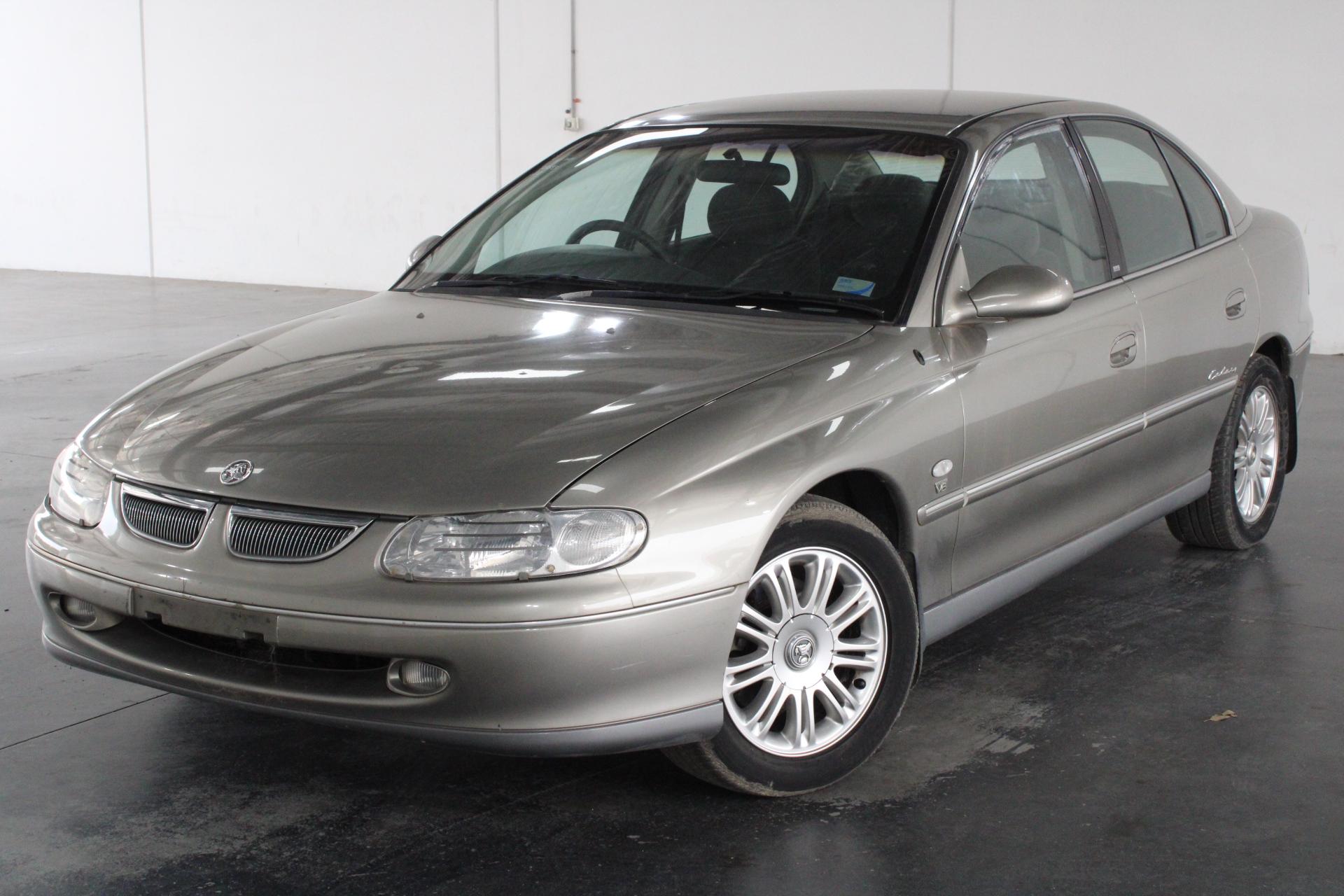 2000 Holden Calais VT Automatic Sedan