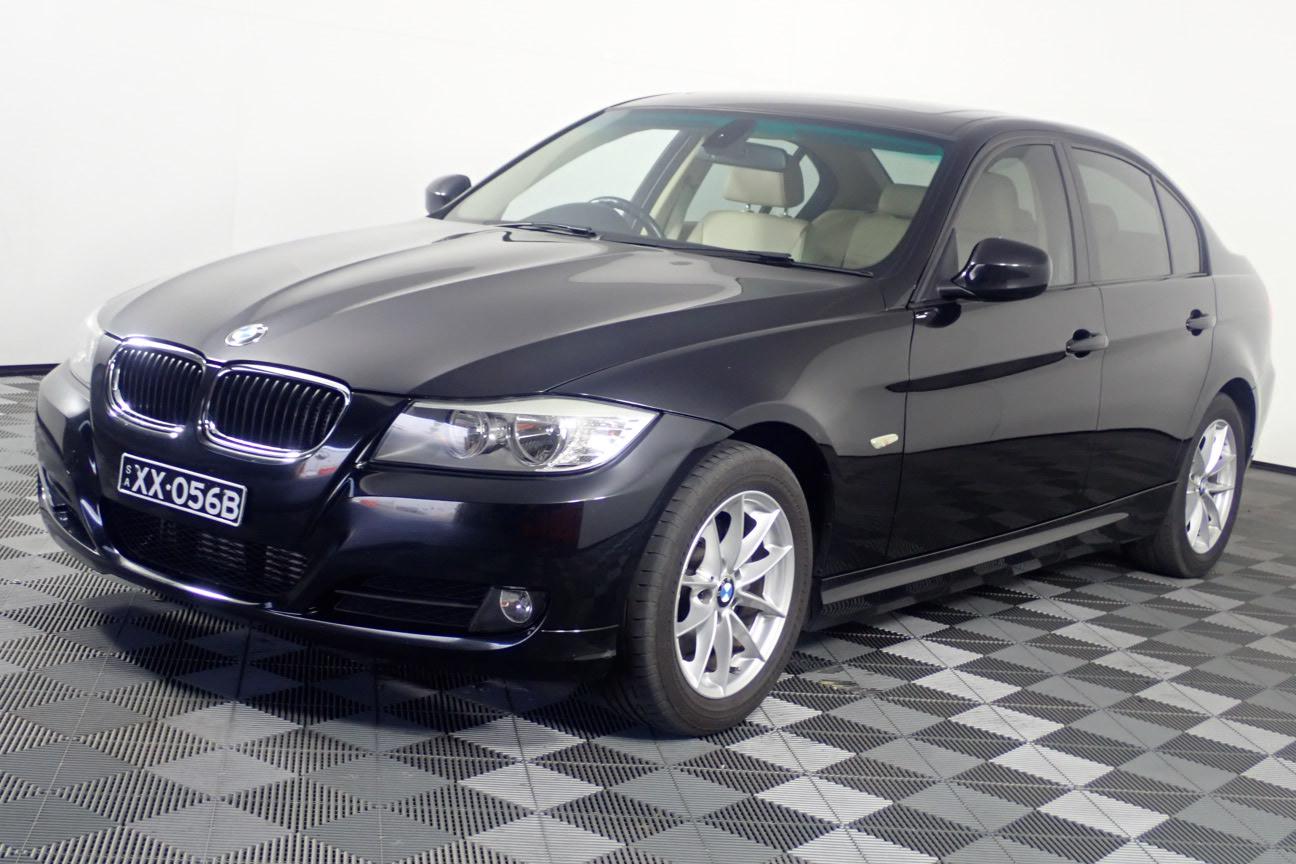 2009 BMW 3 20d EXECUTIVE E90 Turbo Diesel Automatic Sedan