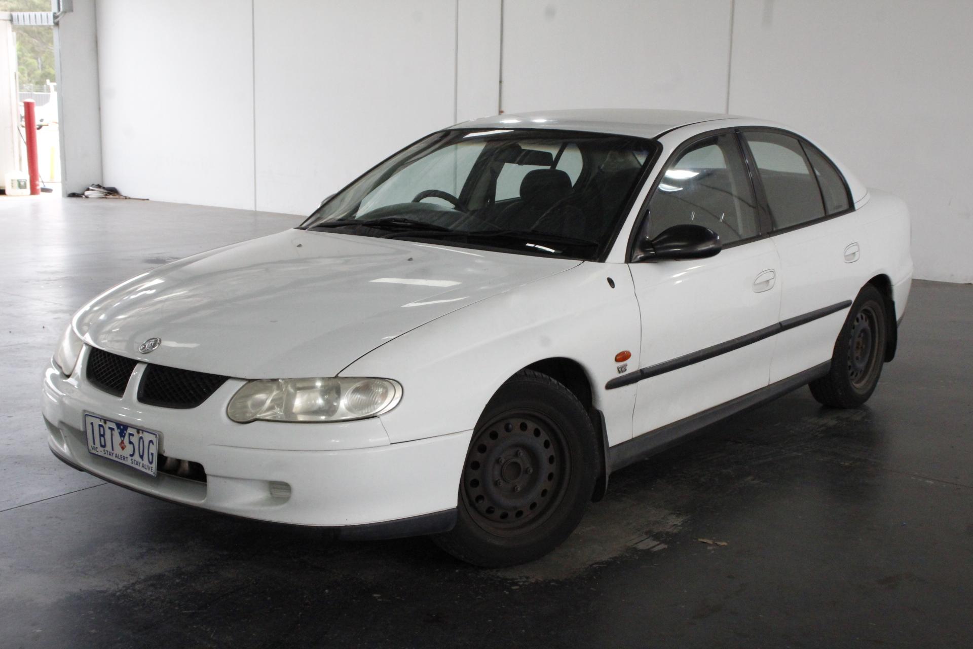 2002 Holden Commodore Executive VX Automatic Sedan