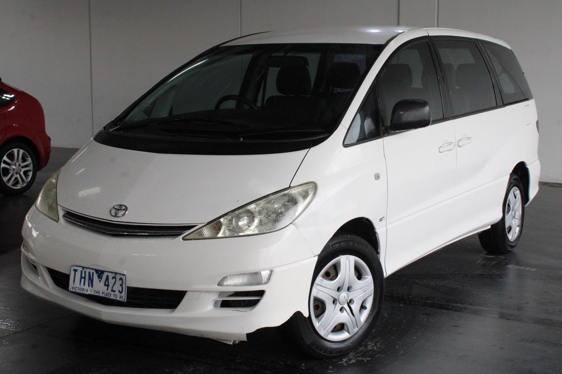 Toyota Tarago GLI ACR30R Automatic 8 Seats People Mover