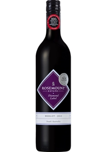 Rosemount Diamond Label Merlot 2018 (6x