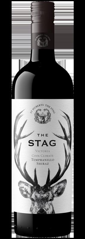 St Hubert's 'The Stag' Tempranillo Shiraz 2017 (6x 750mL).TAS.