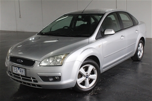 2005 Ford Focus LX LS Manual Sedan
