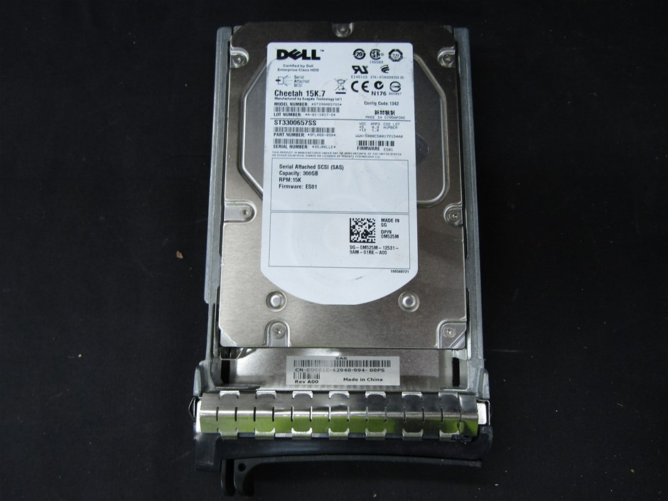 Dell ST33006S7SS Hard Drive