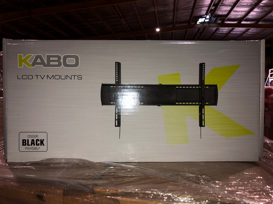 "LCD TV Wall Mounty/Brackets, Suits 32""-55"" TV's, Brand: Kabo"