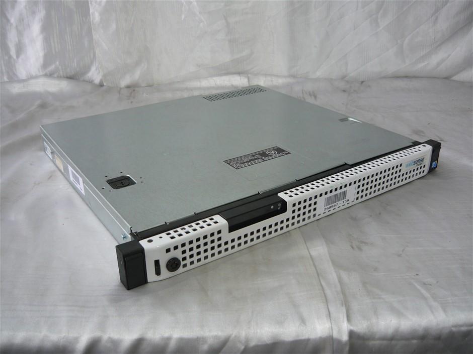 DELL (WEBSENSE V5000 G3) Security System