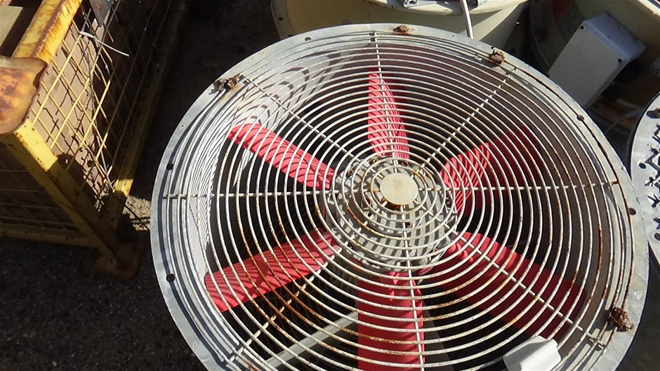Aerovent Extraction fan