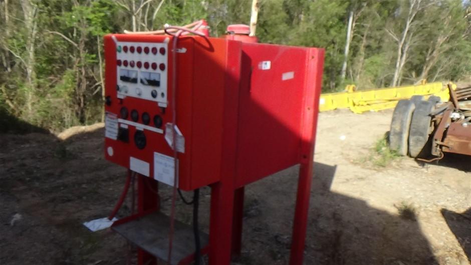 Prime Pumps Diesel Pump Control Unit