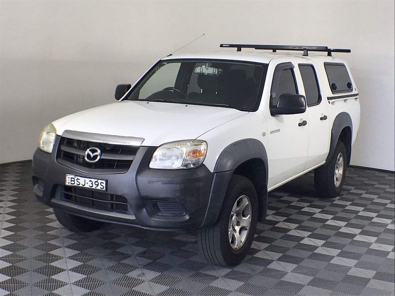 2010 Mazda BT-50 DX B3000 Turbo Diesel Automatic Dual Cab