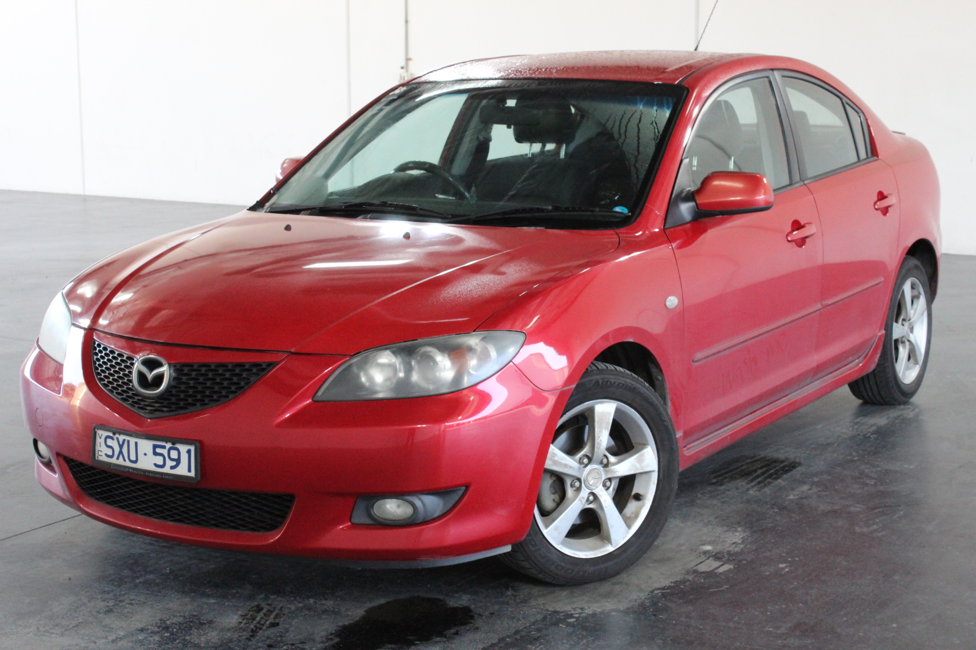 2004 Mazda 3 Maxx Sport BK Manual Sedan