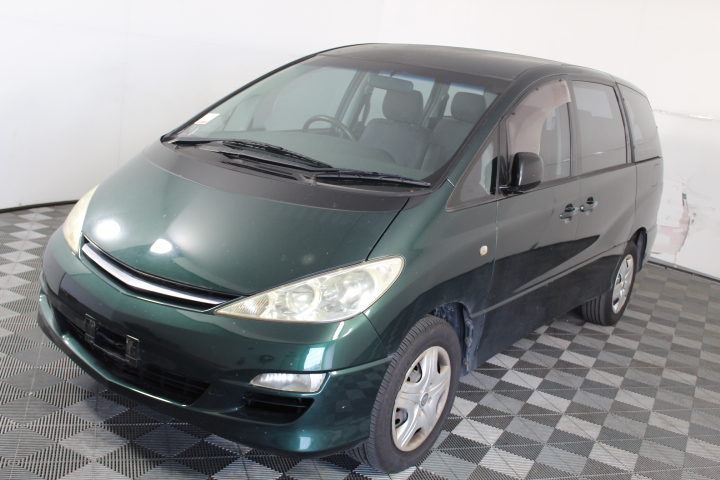 2003 Toyota Tarago GLI Automatic 8 Seat