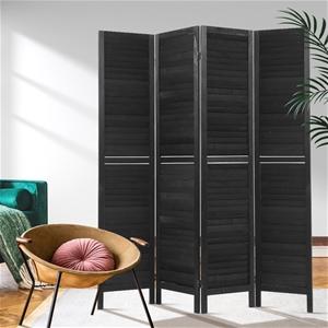 Artiss 4 Panel Room Divider Screen Priva