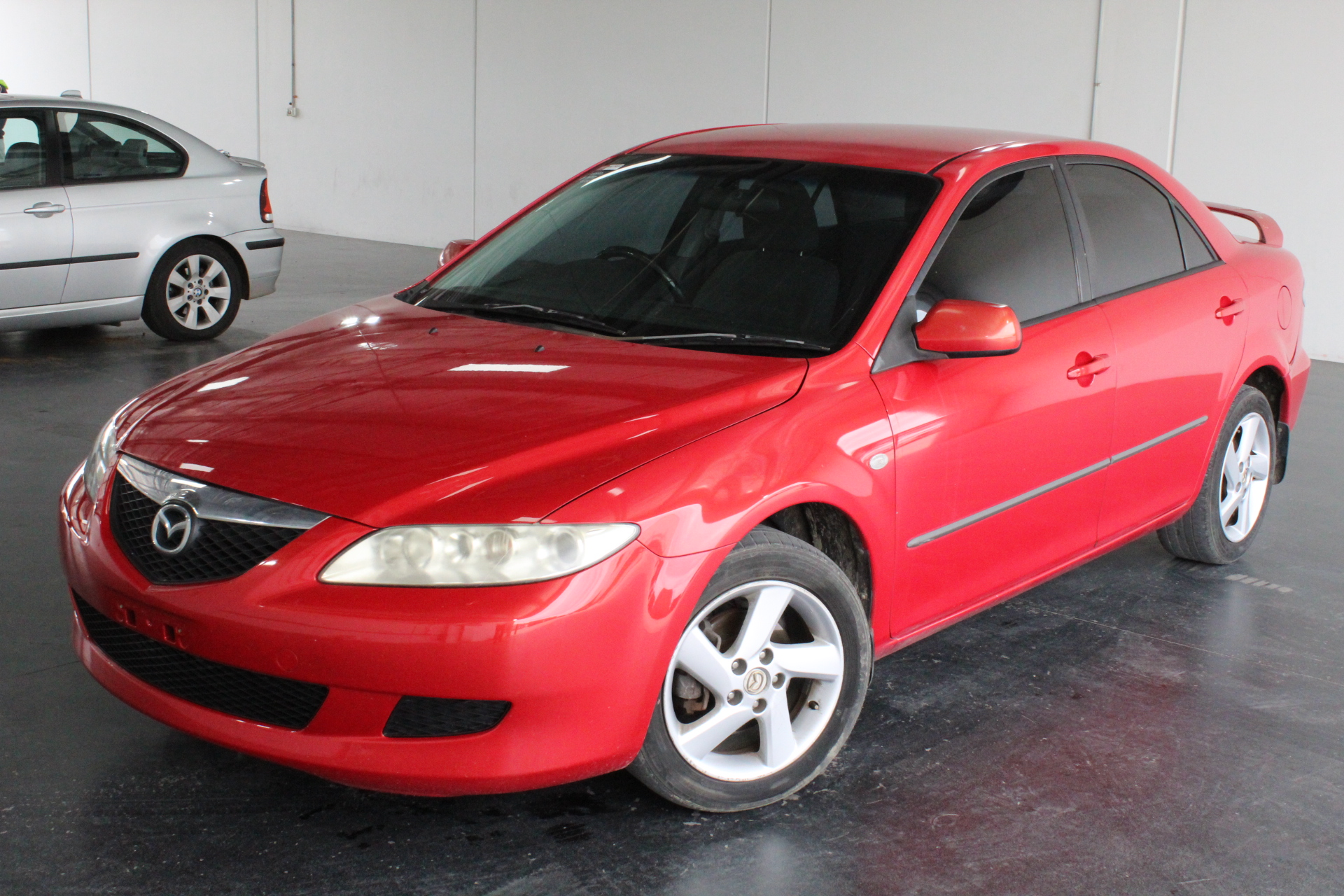 2005 Mazda 6 Classic GG Manual Sedan