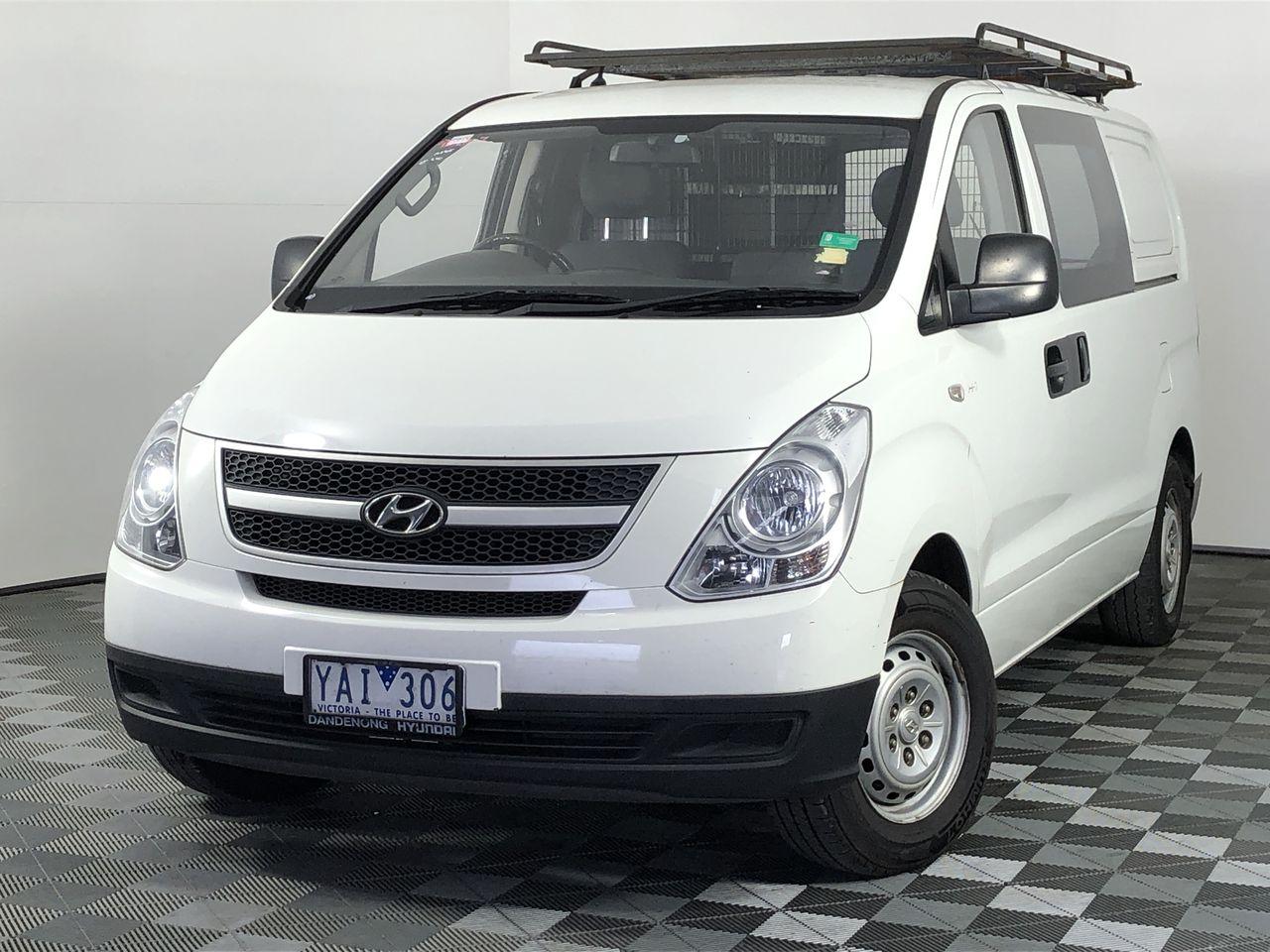 2010 Hyundai iLOAD TQ Manual Van