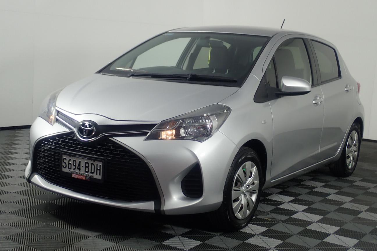 2014 Toyota Yaris Ascent Automatic Hatchback