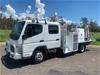 2007 Mitsubishi Fuso Canter 4.0 4 x 2 Service Truck