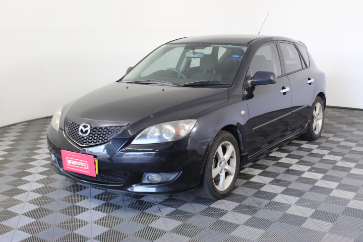 2003 Mazda 3 Maxx Sport BK Manual Hatchback